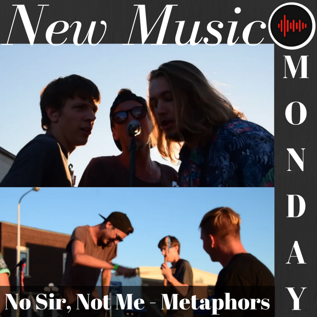 New Music Monday - No Sir, Not Me
