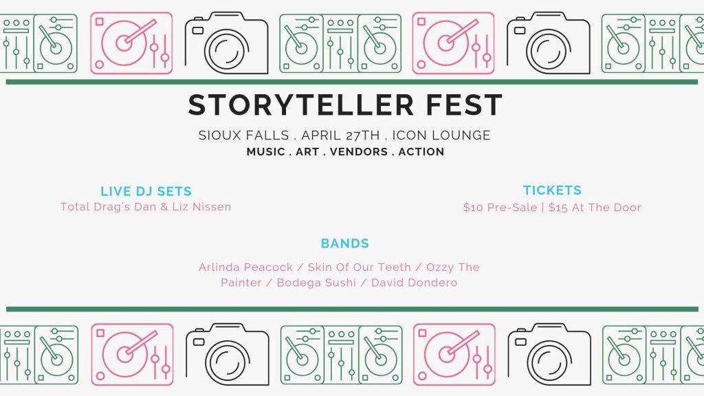Storyteller Fest 2019